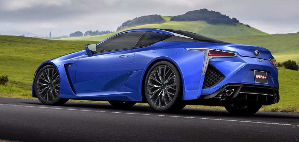 96 All New 2020 Lexus Lc F History by 2020 Lexus Lc F
