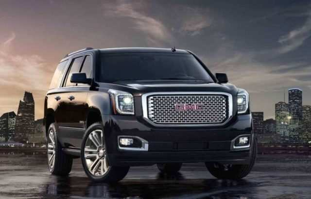 96 All New New 2019 Gmc Yukon Spy Shoot with New 2019 Gmc Yukon