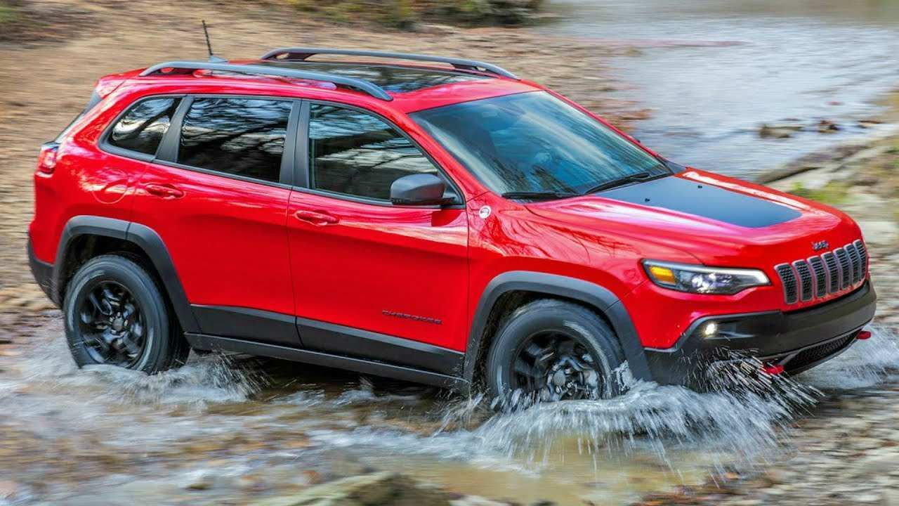 96 Best Review 2019 Jeep Cherokee Kl Specs with 2019 Jeep Cherokee Kl