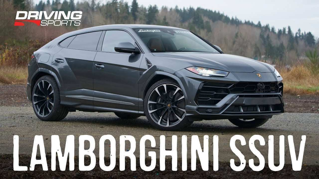 96 Best Review 2019 Lamborghini Urus Review Specs by 2019 Lamborghini Urus Review