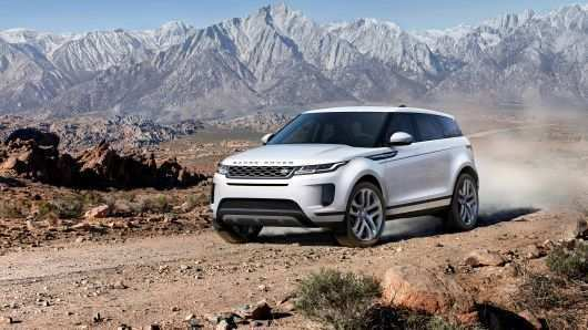 96 Best Review New Land Rover Evoque 2019 Research New by New Land Rover Evoque 2019