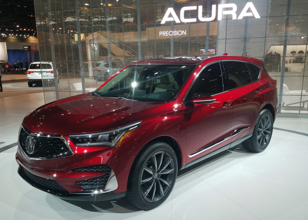 96 Concept of 2019 Acura Rdx Prototype Performance and New Engine with 2019 Acura Rdx Prototype