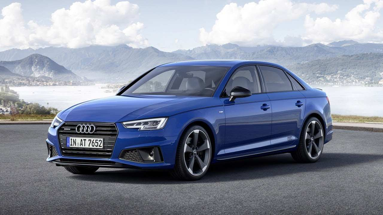 96 Concept of 2019 Audi A4 Specs and Review for 2019 Audi A4