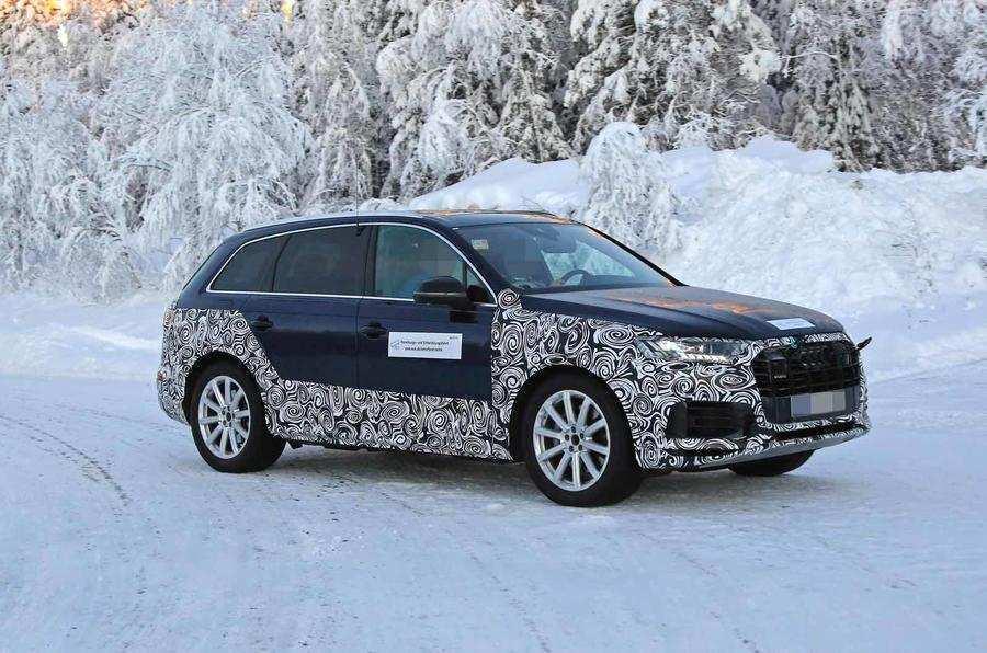 96 Concept of 2019 Audi Q7 Facelift New Review for 2019 Audi Q7 Facelift