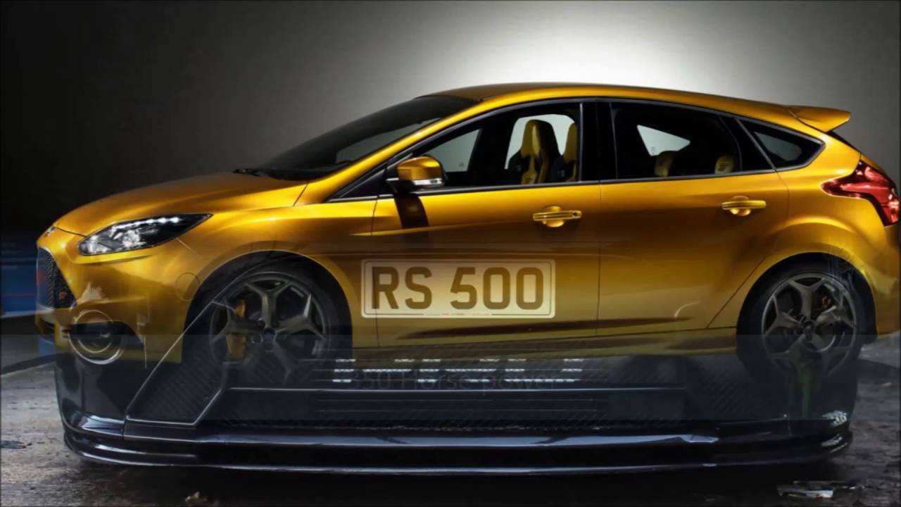 96 Concept of 2019 Ford Focus Rs500 Photos with 2019 Ford Focus Rs500