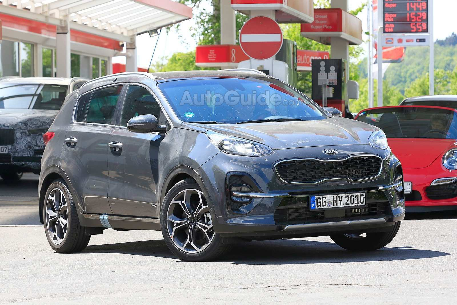96 Concept of 2019 Kia Sportage Redesign Specs and Review by 2019 Kia Sportage Redesign