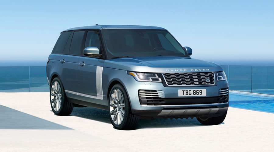 96 Concept of 2019 Land Rover Autobiography Performance by 2019 Land Rover Autobiography
