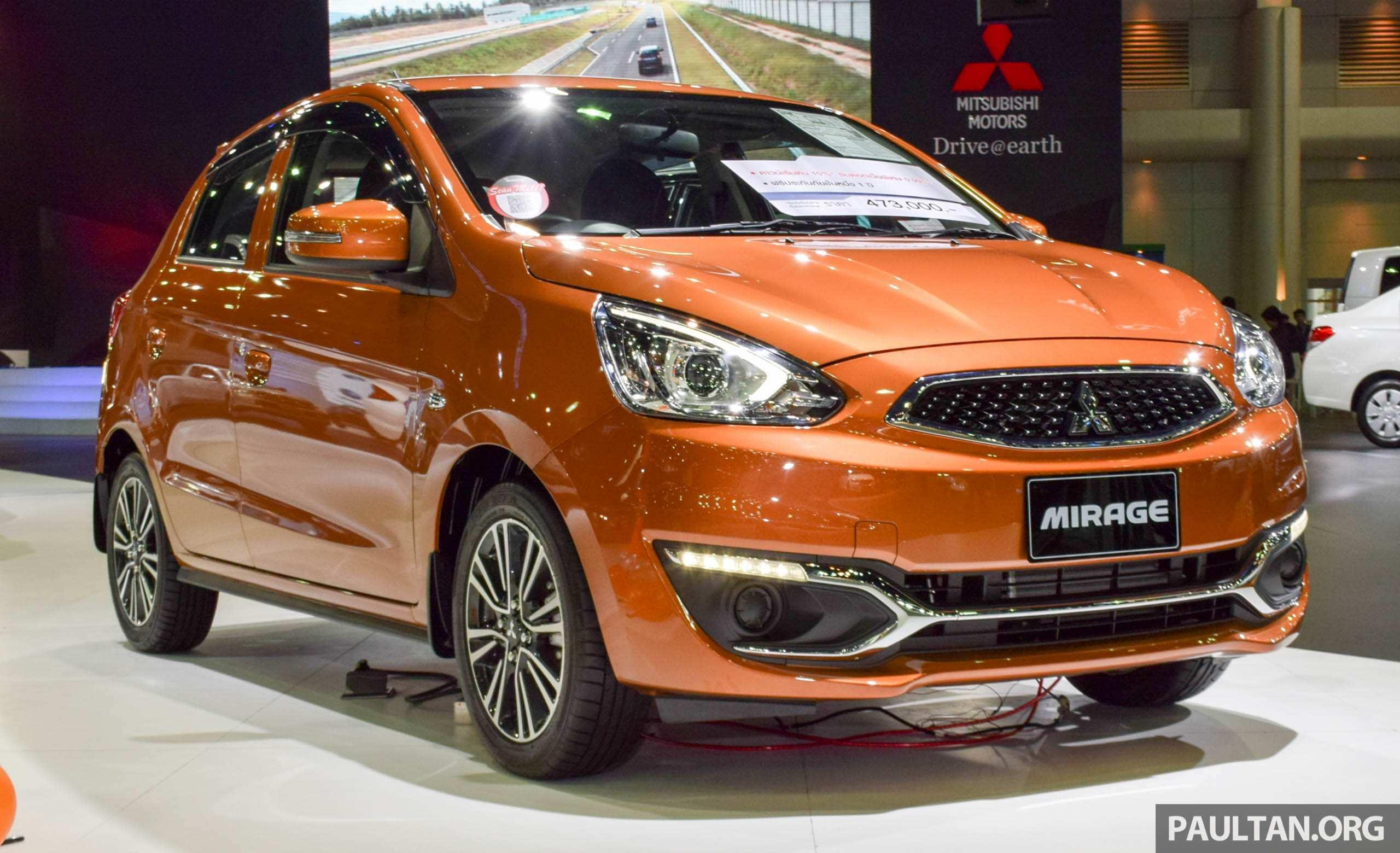 96 Concept of 2019 Mitsubishi Mirage Prices for 2019 Mitsubishi Mirage