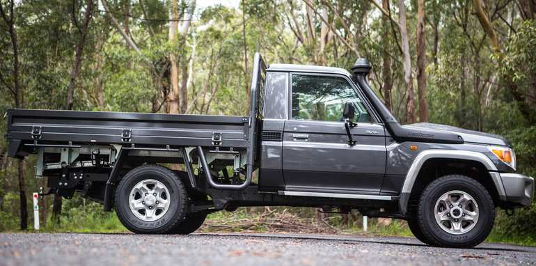 96 Concept of 2019 Toyota Land Cruiser Ute Concept with 2019 Toyota Land Cruiser Ute