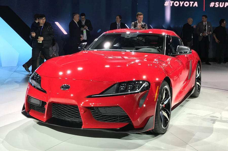 96 Concept of 2019 Toyota Supra Style with 2019 Toyota Supra