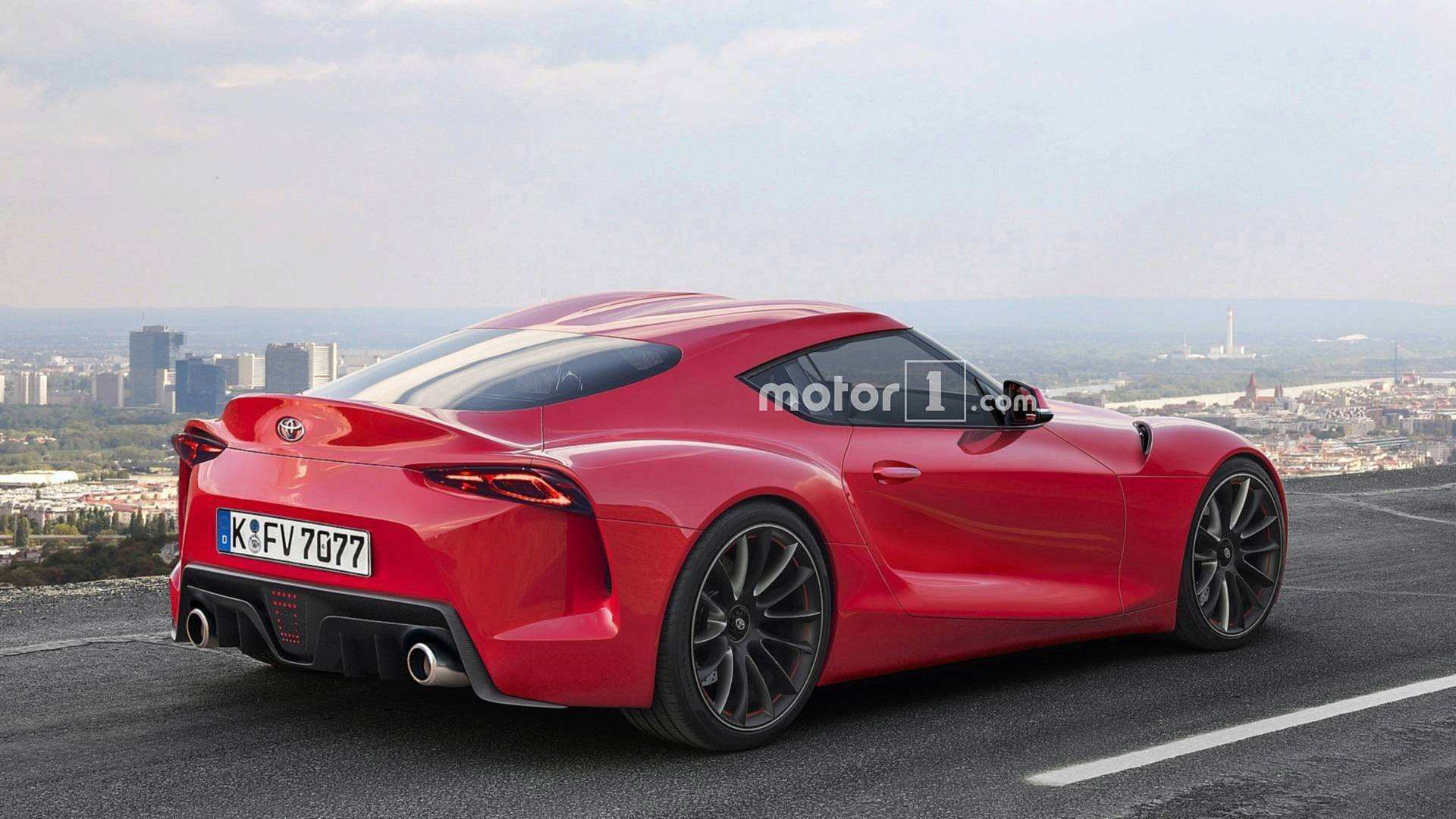 96 Concept of 2019 Toyota Supra Update Overview for 2019 Toyota Supra Update