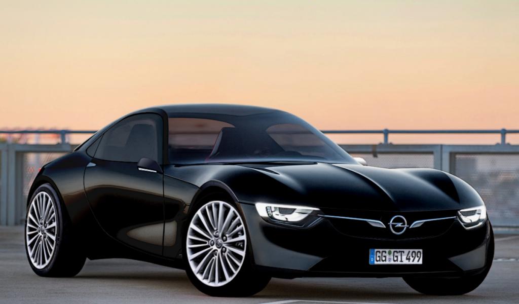 96 Concept of 2020 Opel Gt Spesification for 2020 Opel Gt