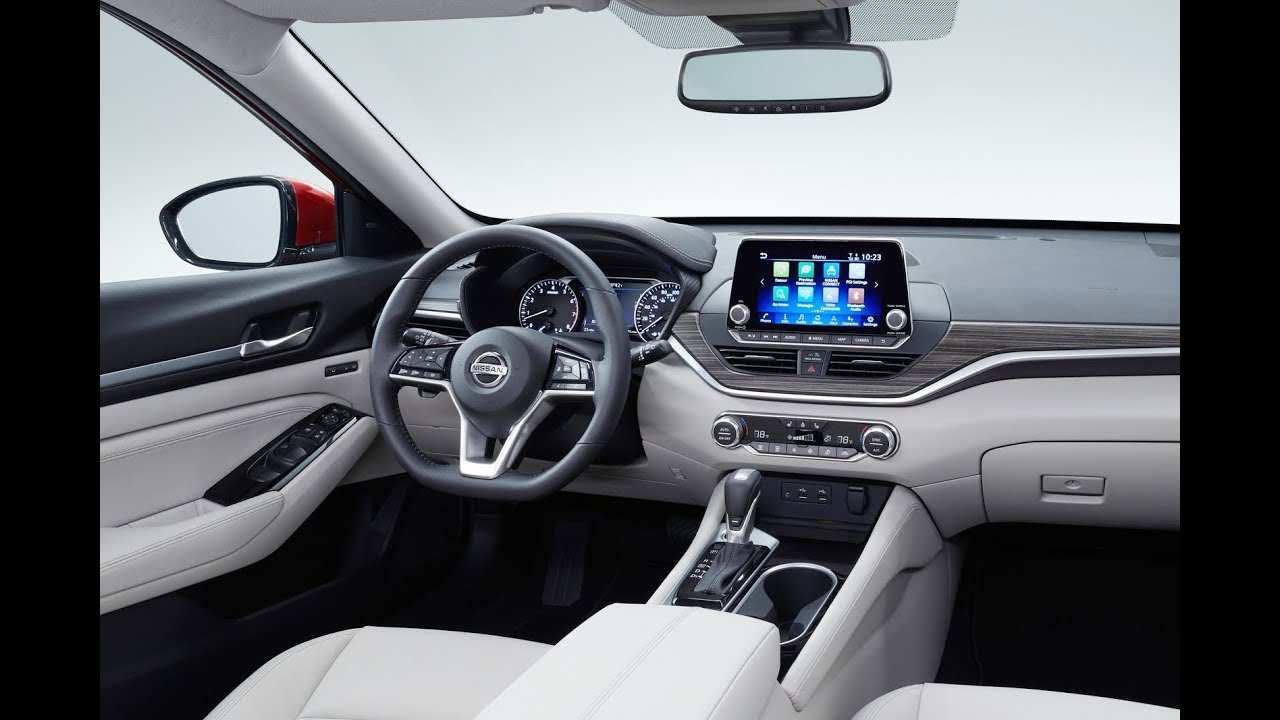 96 Concept of Nissan 2020 Interior Release Date for Nissan 2020 Interior