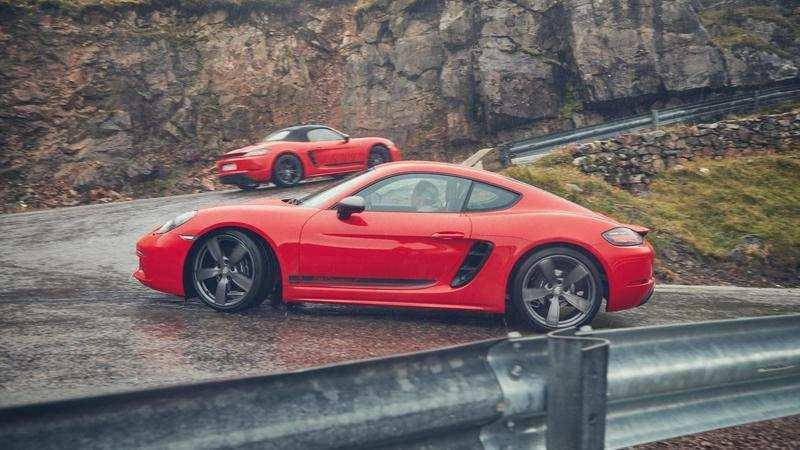 96 Concept of Porsche Boxster 2019 Spy Shoot by Porsche Boxster 2019