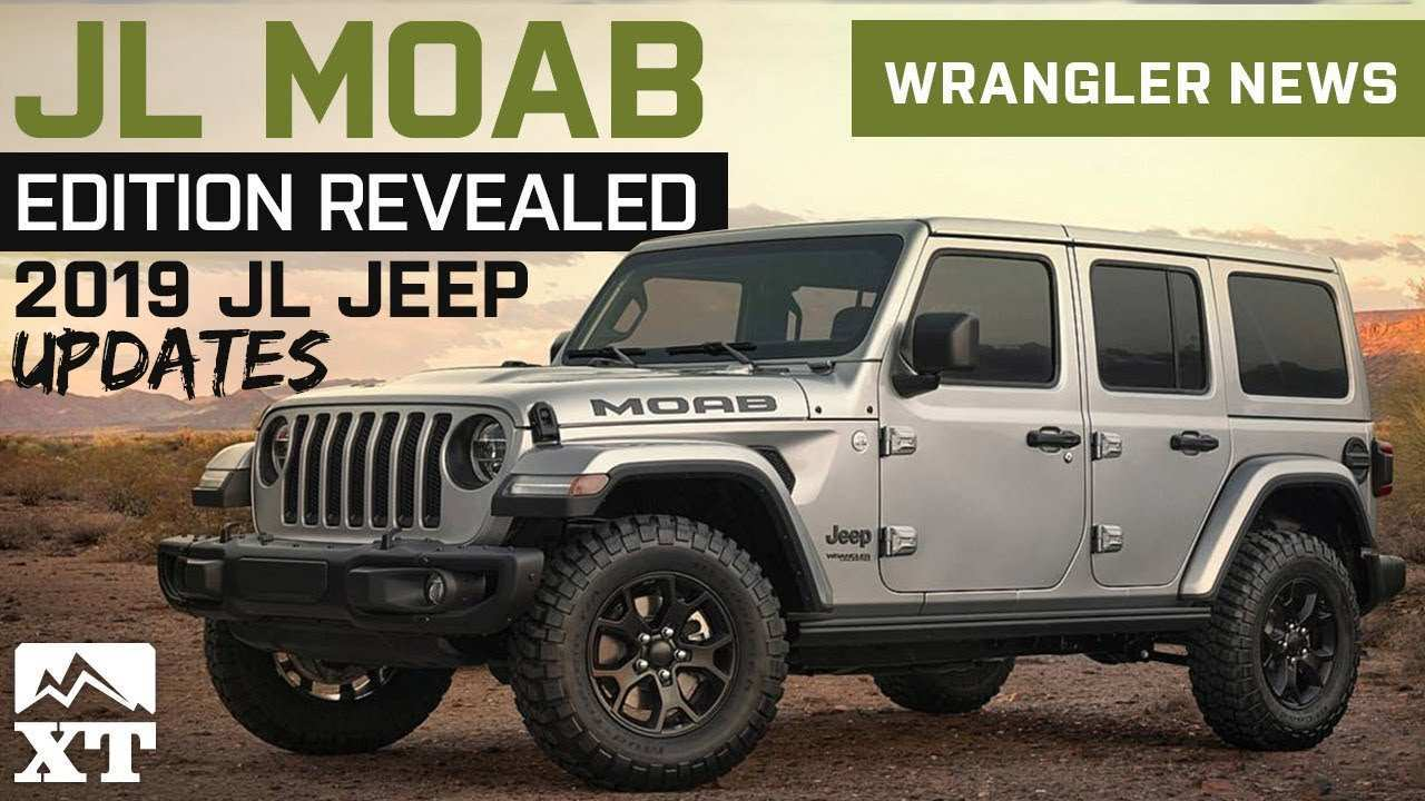 96 Gallery of 2019 Jeep Wrangler Jl New Review for 2019 Jeep Wrangler Jl