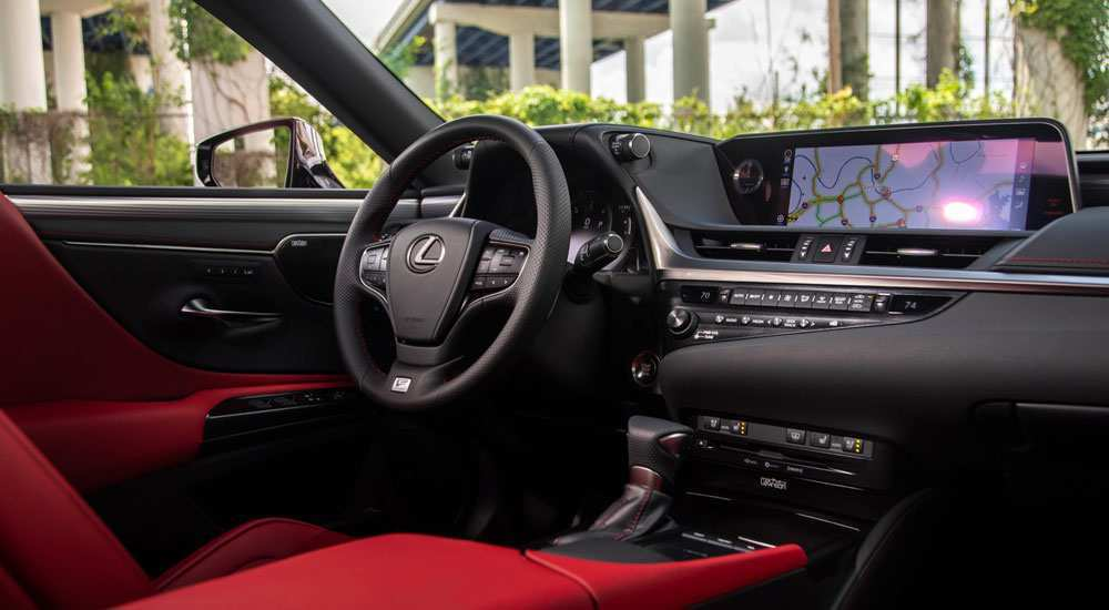 96 Gallery of 2019 Lexus Es Interior Exterior and Interior by 2019 Lexus Es Interior