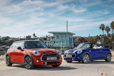 96 Gallery of 2019 Mini Cooper 3 Redesign and Concept with 2019 Mini Cooper 3