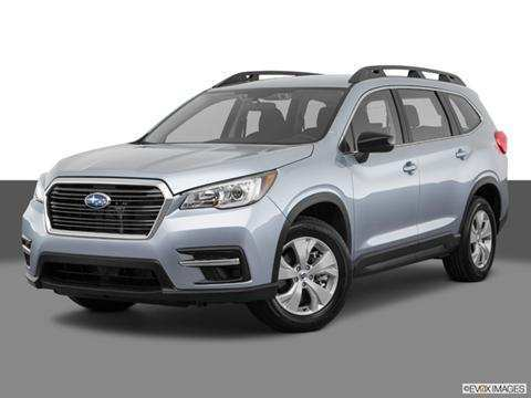 96 Gallery of 2019 Subaru Ascent Price Spy Shoot with 2019 Subaru Ascent Price