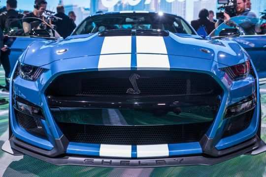 96 Gallery of 2020 Ford Shelby Gt500 Price Performance by 2020 Ford Shelby Gt500 Price