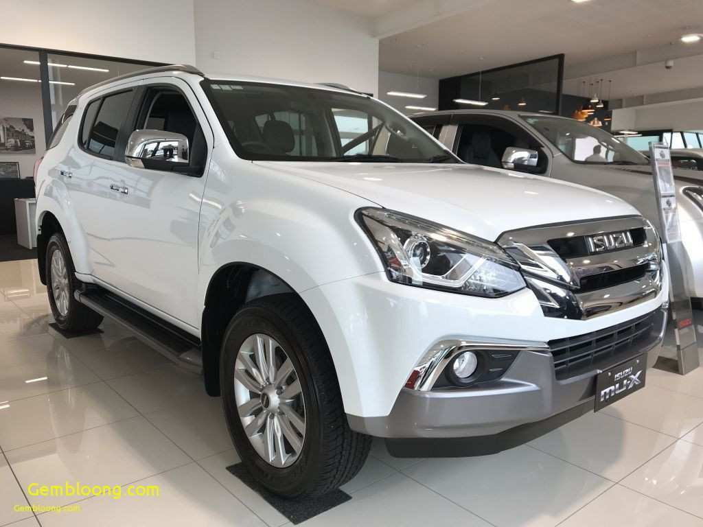 96 Gallery of 2020 Isuzu Kb Reviews with 2020 Isuzu Kb