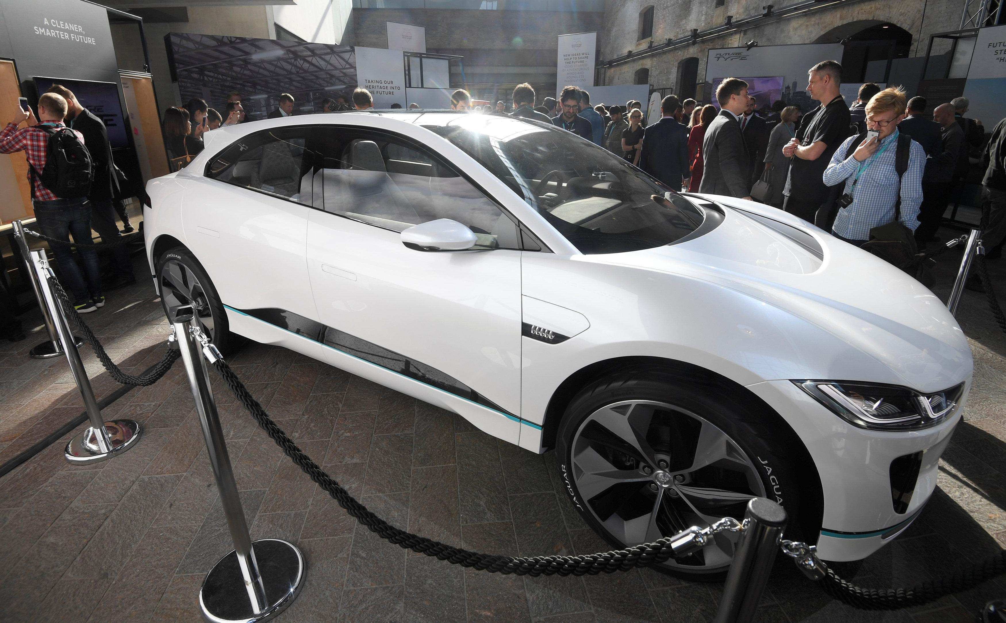 96 Gallery of Jaguar Land Rover Electric 2020 Review with Jaguar Land Rover Electric 2020