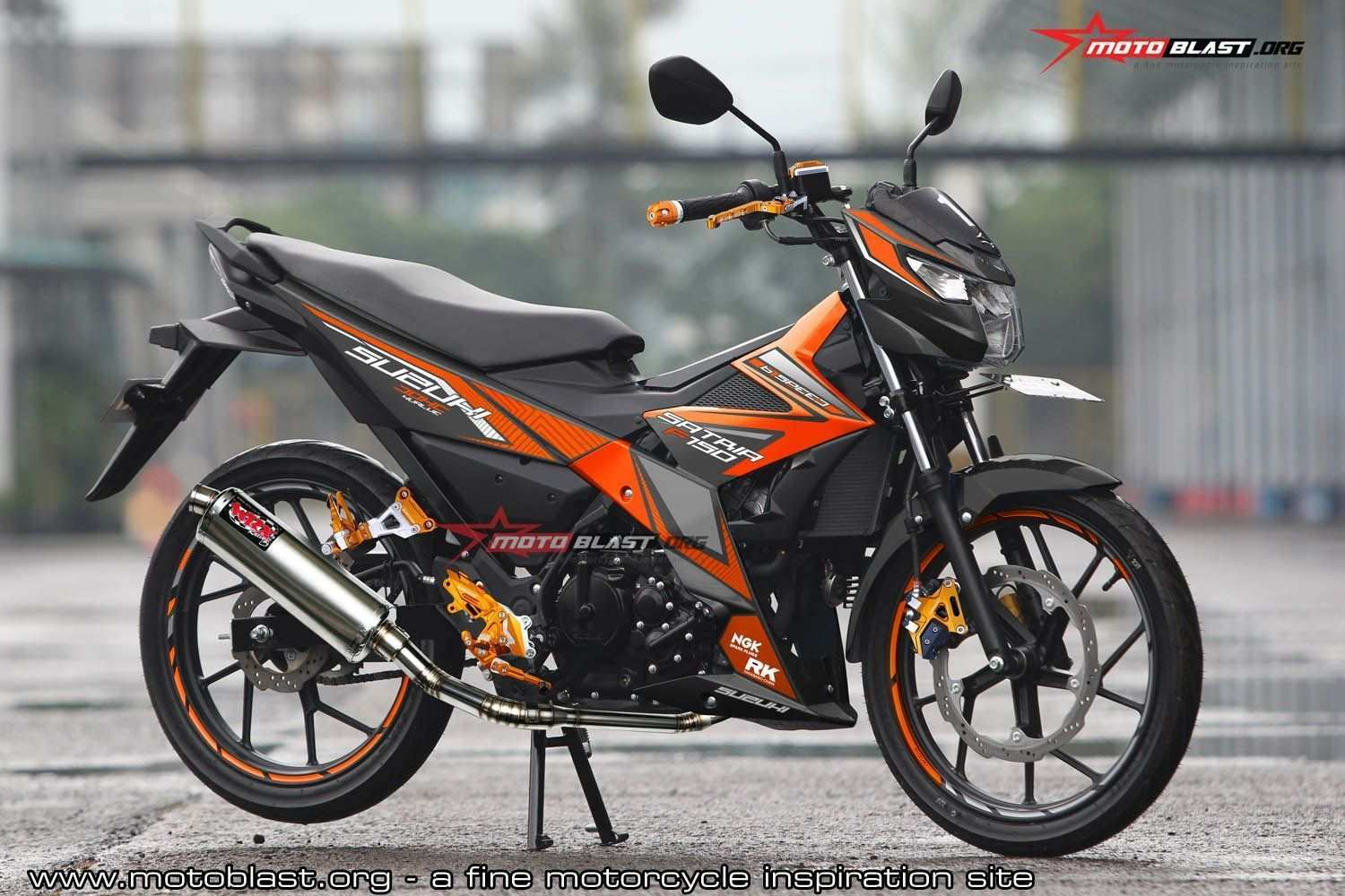 96 Gallery of Suzuki Satria Fu 2020 Research New with Suzuki Satria Fu 2020