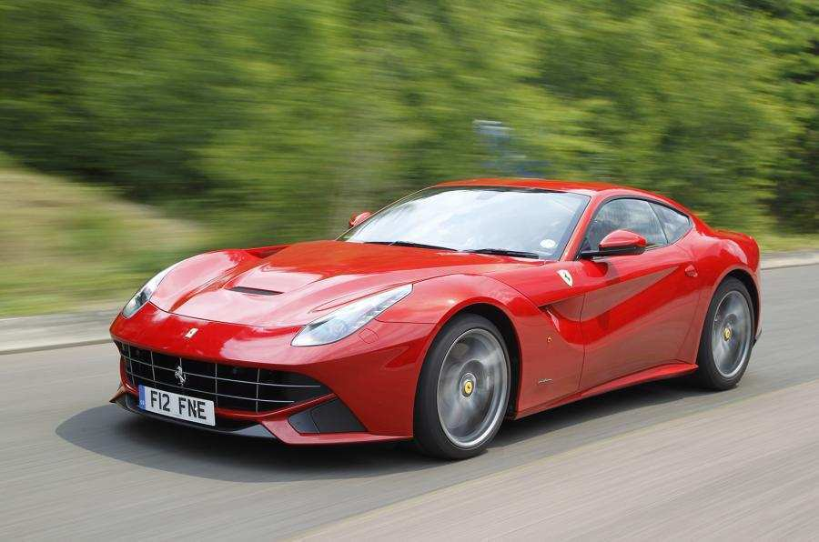 96 Great 2019 Ferrari F12 Berlinetta Price and Review for 2019 Ferrari F12 Berlinetta
