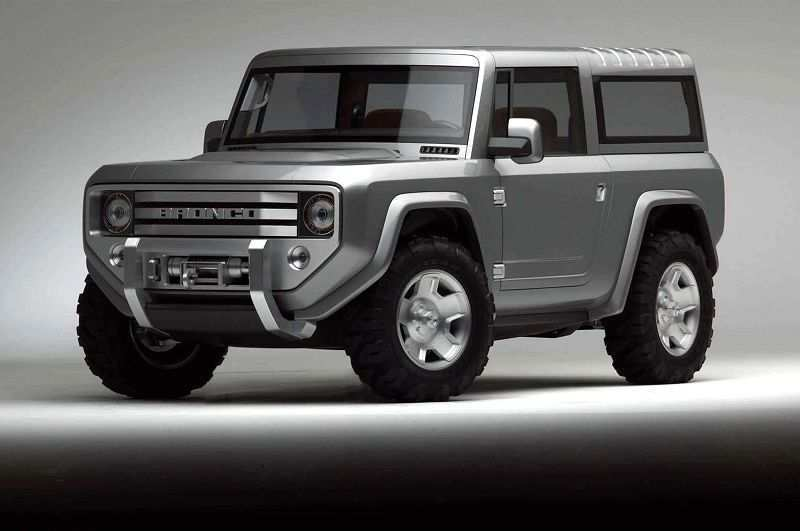96 Great 2019 Ford Bronco Gas Mileage Redesign for 2019 Ford Bronco Gas Mileage