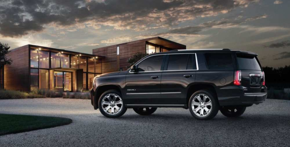 96 Great 2019 Gmc Tahoe Wallpaper for 2019 Gmc Tahoe