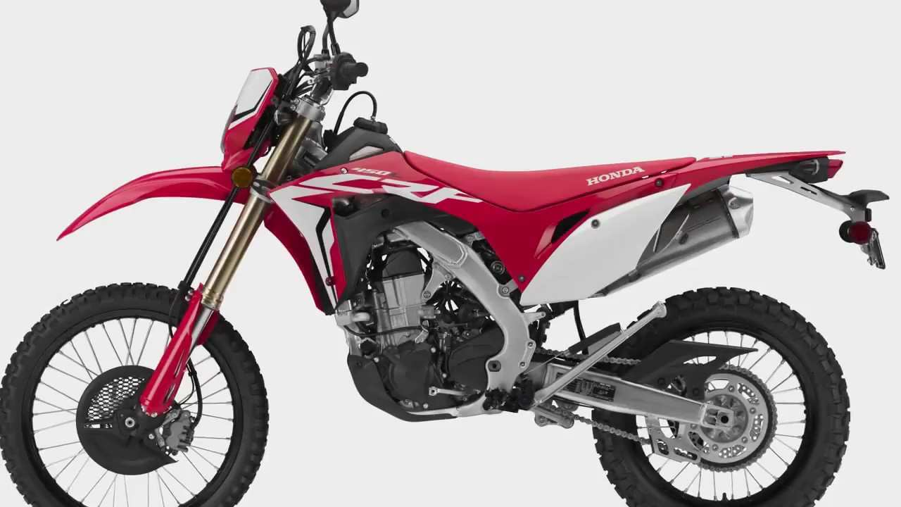 96 Great 2019 Honda Crf450L New Review for 2019 Honda Crf450L