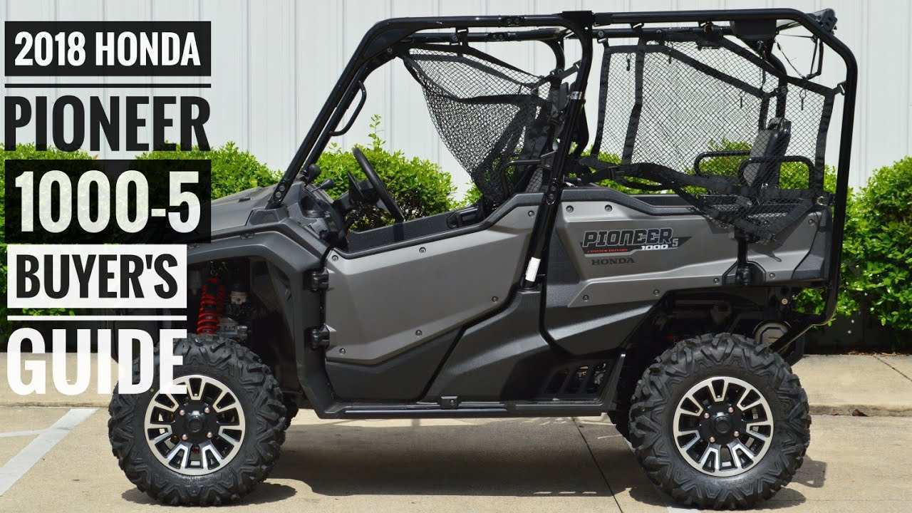 96 Great 2019 Honda Pioneer Prices for 2019 Honda Pioneer