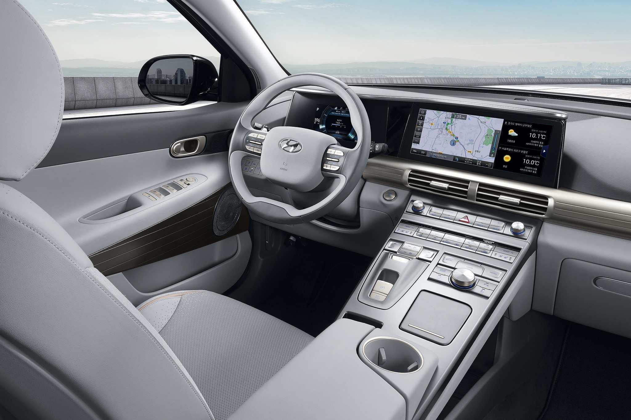 96 Great 2019 Hyundai Nexo Interior Model with 2019 Hyundai Nexo Interior