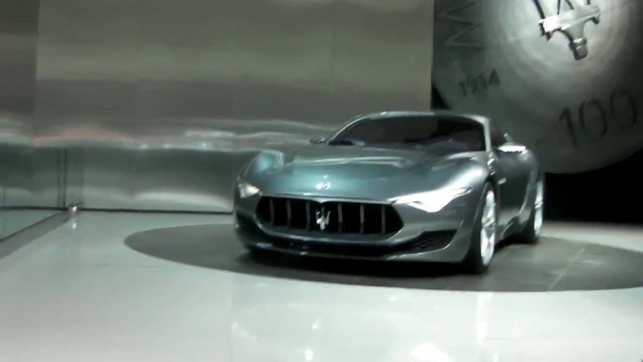 96 Great 2019 Maserati Alfieri Price and Review with 2019 Maserati Alfieri