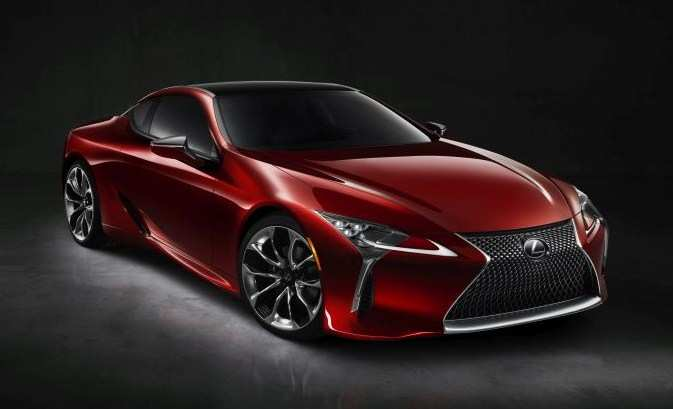 96 Great 2020 Lexus Lc Picture with 2020 Lexus Lc