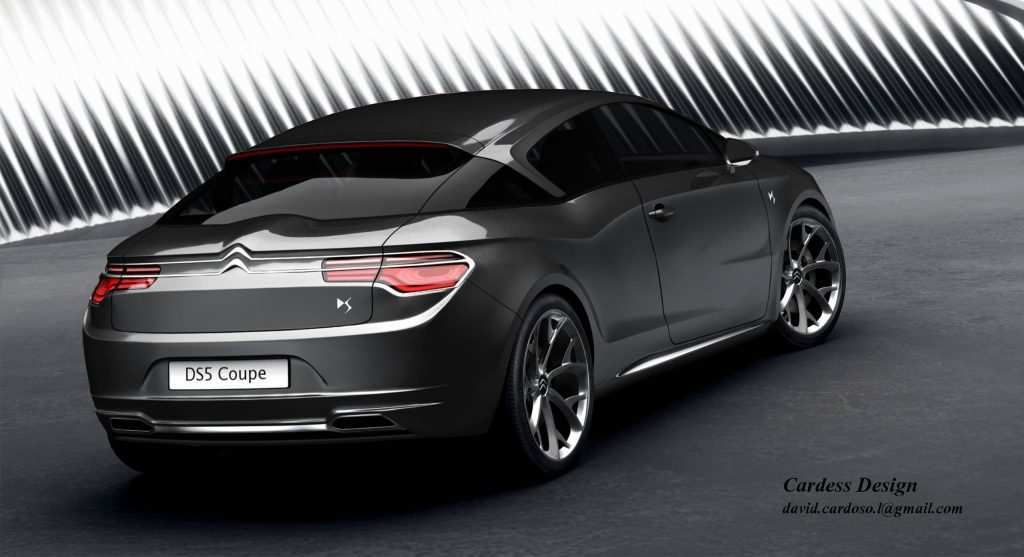 96 Great Citroen Ds5 2019 Rumors with Citroen Ds5 2019