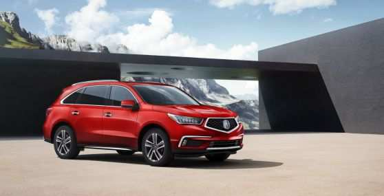 96 New 2019 Acura Mdx Release Date Images by 2019 Acura Mdx Release Date