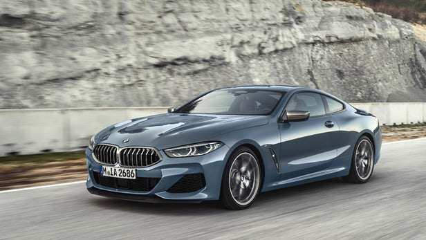 96 New 2019 Bmw 8 Series Gran Coupe Redesign with 2019 Bmw 8 Series Gran Coupe