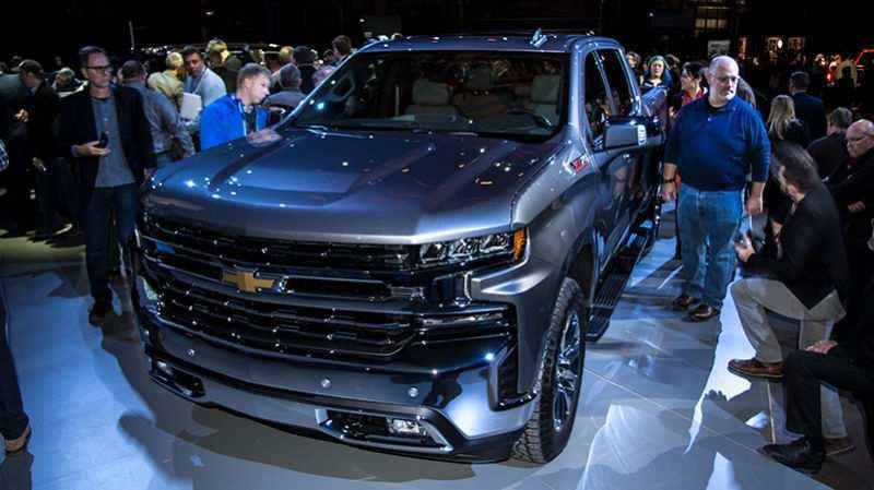 96 New 2019 Chevrolet Silverado Diesel Exterior with 2019 Chevrolet Silverado Diesel