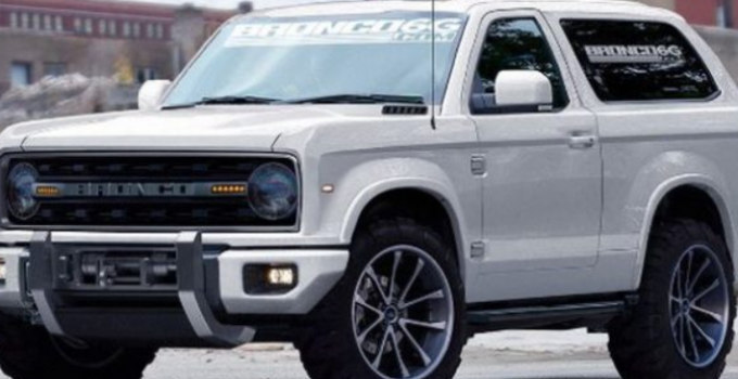 96 New 2019 Ford Bronco Price Picture by 2019 Ford Bronco Price