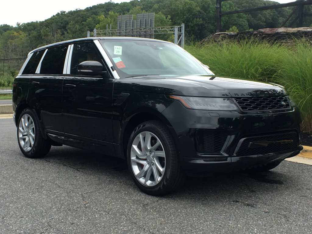 96 New 2019 Land Rover Range Rover Sport Research New by 2019 Land Rover Range Rover Sport