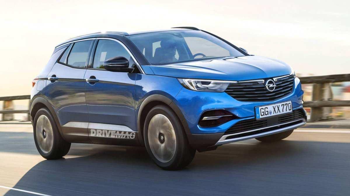 96 New 2019 Opel Suv Engine by 2019 Opel Suv