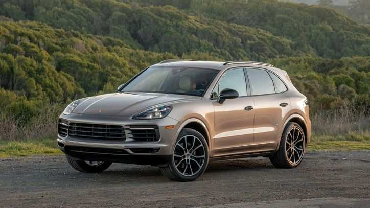 96 New 2019 Porsche Cayenne First Look Interior for 2019 Porsche Cayenne First Look