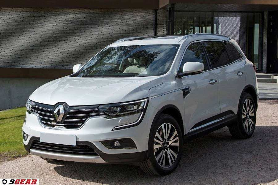 96 New 2019 Renault Suv Images with 2019 Renault Suv