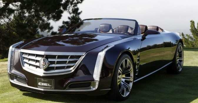 96 New 2020 Cadillac Convertible First Drive for 2020 Cadillac Convertible