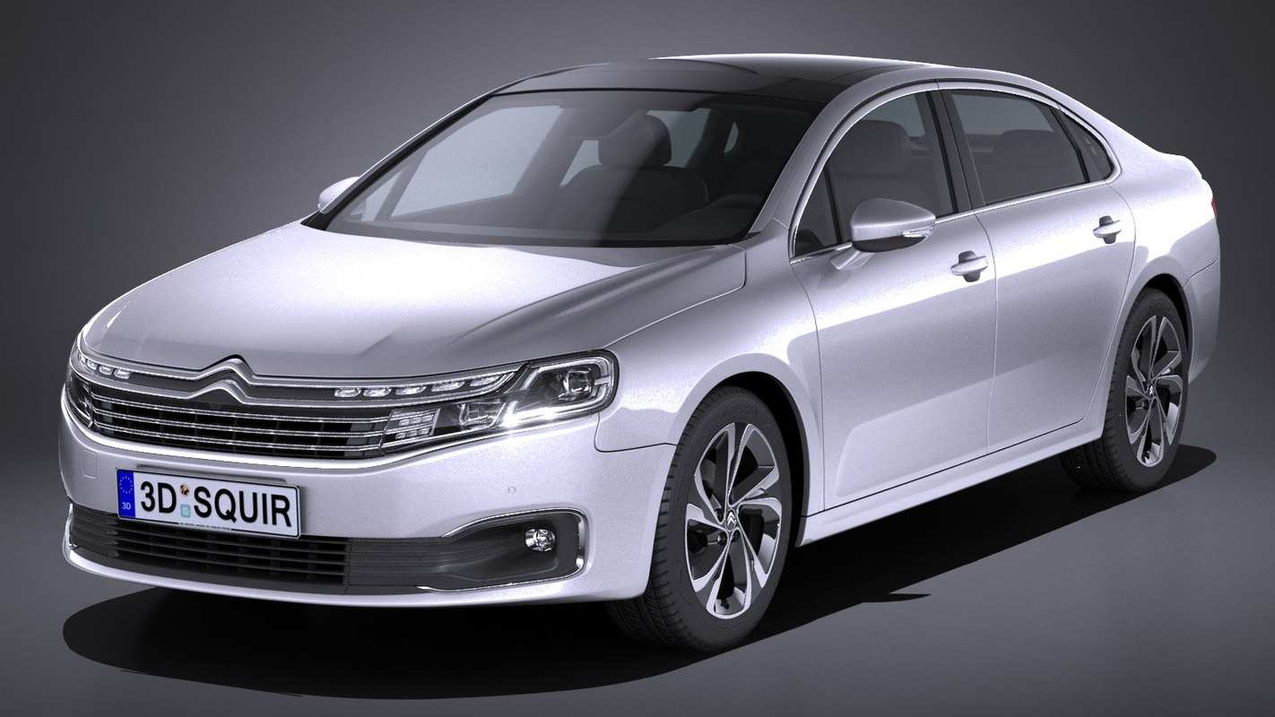 96 New Citroen C6 2019 Redesign and Concept with Citroen C6 2019