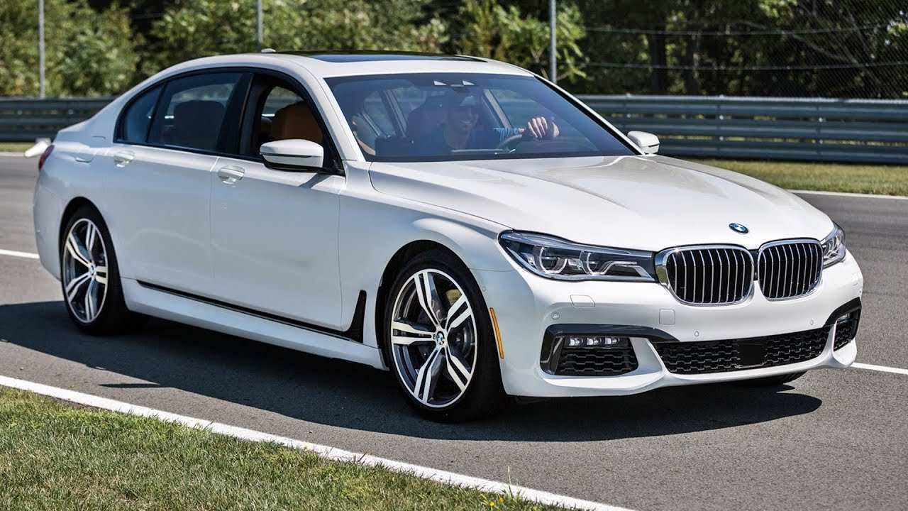 96 The 2019 Bmw 7 Series Configurations Spesification with 2019 Bmw 7 Series Configurations