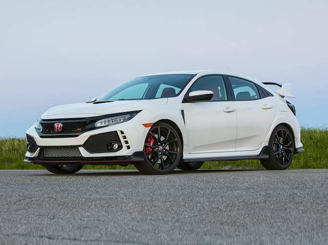 96 The 2019 Honda Type R Model with 2019 Honda Type R