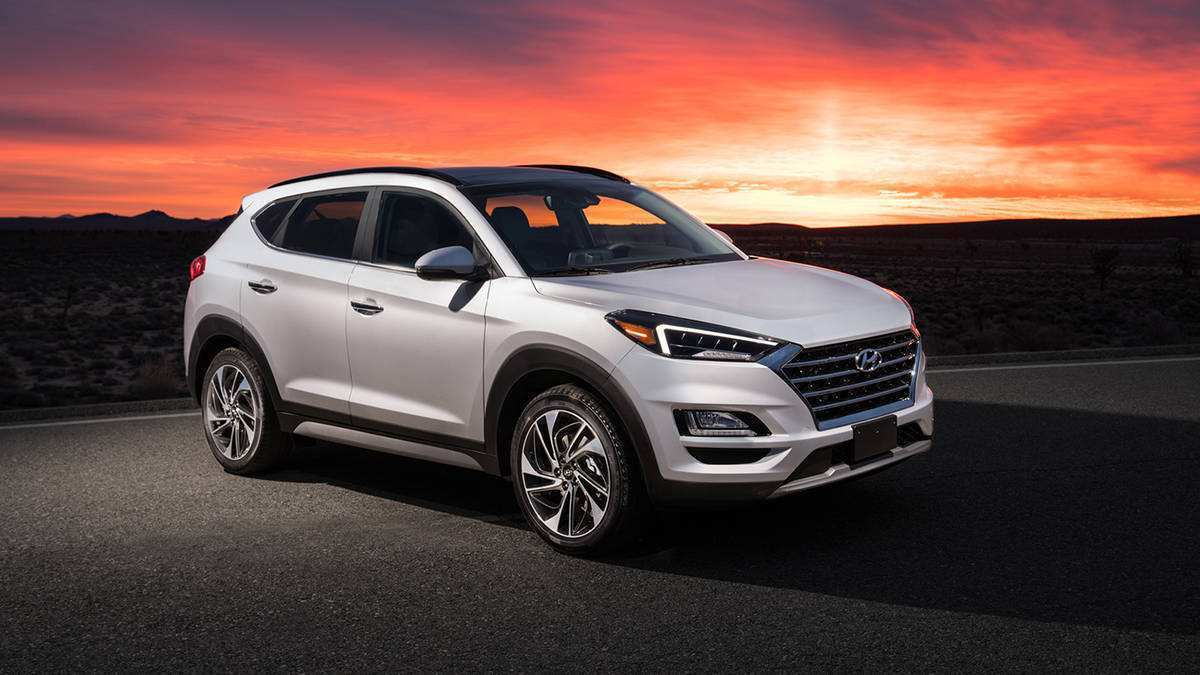 96 The 2019 Hyundai Crossover Picture by 2019 Hyundai Crossover