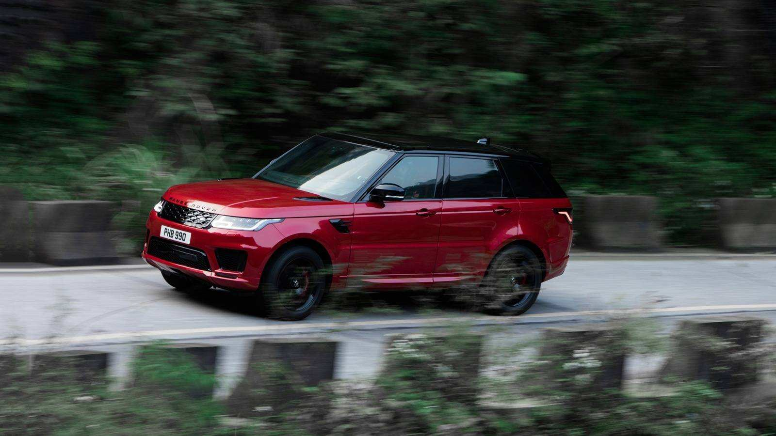 96 The 2019 Land Rover Range Rover Sport Ratings by 2019 Land Rover Range Rover Sport