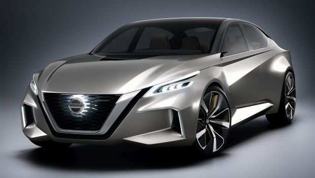 96 The 2019 Nissan Altima Concept Concept with 2019 Nissan Altima Concept
